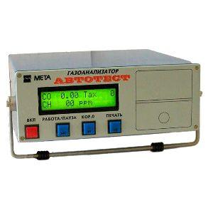 Газоанализатор с вычислением лямбда-параметра Автотест-01.03М (2 кл)