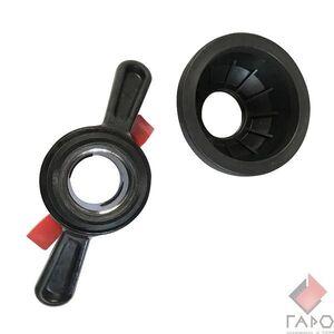 Гайка быстрозажимная KraftWell D=40 мм (1.1)