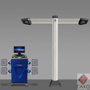 Стенд сход развал 3D ТехноВектор 7 V7202 T5A
