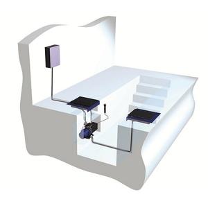 Люфт детектор для легковых автомобилей (канавный вариант) ДЛ-003