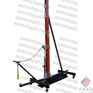 Силовая башня для правки кабин грузовых автомобилей, усилие 10т. высота 4100 мм