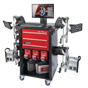 Стенд для регулировки угла установки колёс JOHN BEAN Visualainer V1200