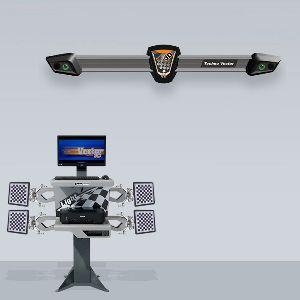 Стенд сход-развала 3D ТехноВектор 7202 K Optima