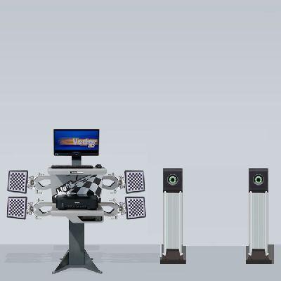 Стенд сход развал 3D ТехноВектор 7202 М Optima