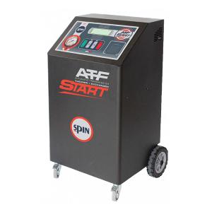 Установка для промывки и замены масла в АКПП автомат ATF START