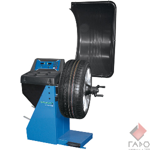 Стенд для балансировки колес легковых автомобилей Geodyna 7100