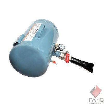Бустер для взрывной накачки шин (ресивер)