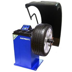 Стенд для балансировки колес ЛС-11-3 ПАТРИОТ-3 (220)