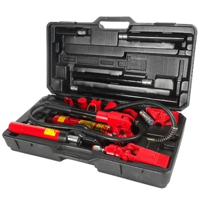 Набор инструментов для кузовных работ гидравлический 17 предметов JTC-HD204
