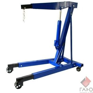 Кран гаражный гидравлический на 3 тонны 0401A