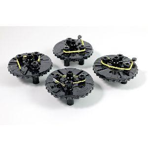 Магнитные колесные адаптеры для стендов сход-развал Техновектор
