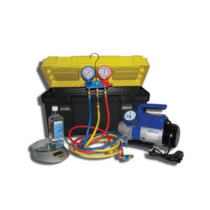 Портативная установка для заправки кондиционеров SMC-041-1