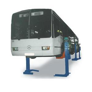 Подъемник шестистоечный электромеханический для автобусов ПП-15 по ТЗ