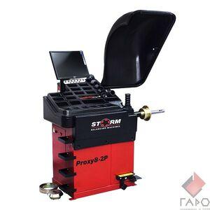 Балансировочный станок с виброконтролем СТОРМ Proxy-8-2p (220)