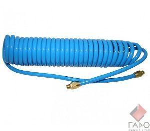 Шланг спиральный 7.5 метров UB-508075 7.5-5 (5х8)