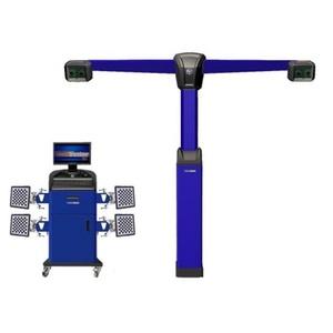 Стенд развал-схождение 3D с 4-мя камерами ТехноВектор 7 T7204 TP Premium