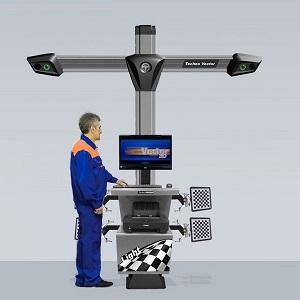 Стенд развал схождения 3D Техно Вектор 7212 T5A
