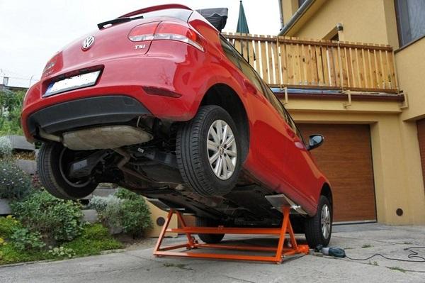 Мобильный автоподъемник autolift 3000 чертеж